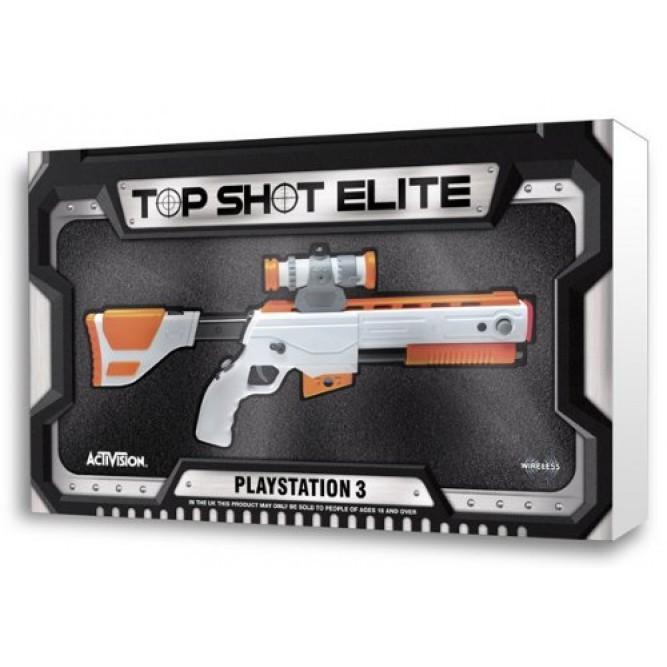 Контроллер Cabela's Top Shot Elite Controller (PS3) б/у
