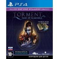 Игра Torment: Tides of Numenera (PS4) б/у (rus sub)
