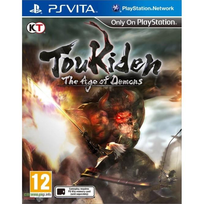 Игра Toukiden: The Age of Demons (PS Vita) (eng) б/у