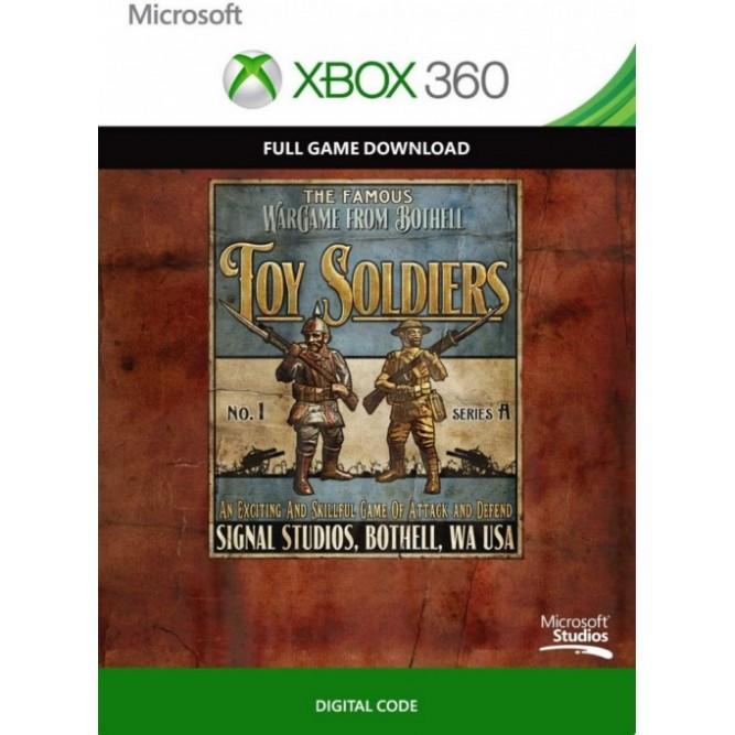 Игра Toy Soldiers (Код на загрузку) (Xbox 360)