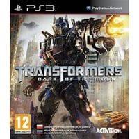 Игра Transformers: Dark of The Moon (PS3) б/у