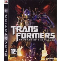 Игра Transformers. Revenge of the Fallen (PS3) б/у