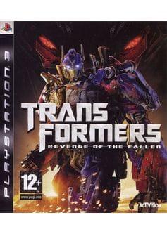 Игра Transformers. Revenge of the Fallen (PS3) б/у