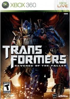 Игра Transformers: Revenge of the Fallen (Xbox 360) б/у