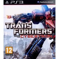 Игра Transformers: War for Cybertron (PS3) б/у