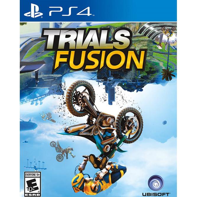 Игра Trials Fusion (PS4) (rus) б/у