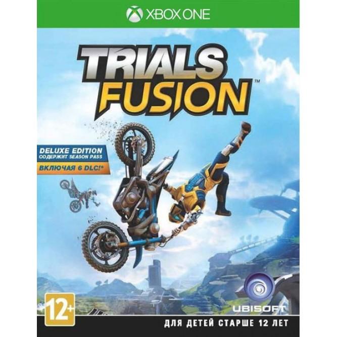 Игра Trials Fusion (Xbox One) (rus doc) б/у