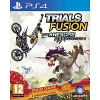 Игра Trials Fusion: The Awesome Max Edition (PS4)