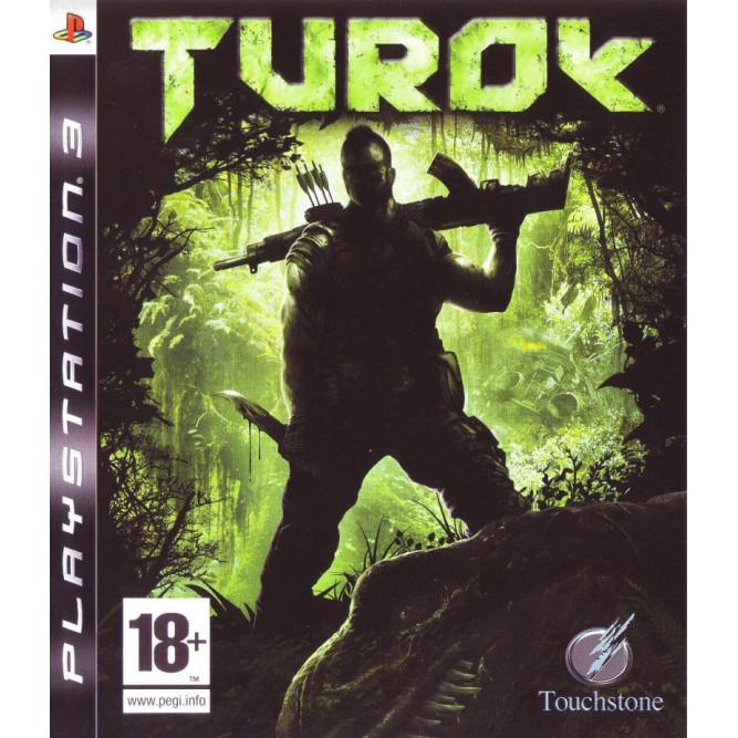 Игра Turok (PS3) (eng) б/у