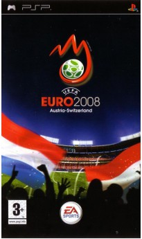 Игра UEFA Euro 2008 (PSP) б/у (eng)