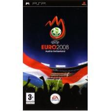 Игра UEFA Euro 08 (PSP) б/у
