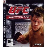 Игра UFC Undisputed 2009 (PS3) б/у