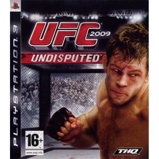 Игра UFC 2009 Undisputed (PS3) б/у