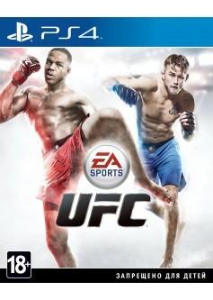 Игра UFC (PS4)