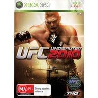 Игра UFC Undisputed 2010 (Xbox 360) б/у