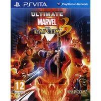 Игра Ultimate Marvel vs Capcom 3 (PS Vita) б/у (eng)