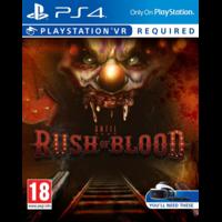 Игра Until Dawn: Rush of Blood (только для VR) (PS4) б/у (rus)