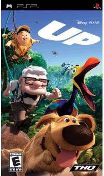 Игра Disney Pixar Вверх (PSP) б/у (rus)