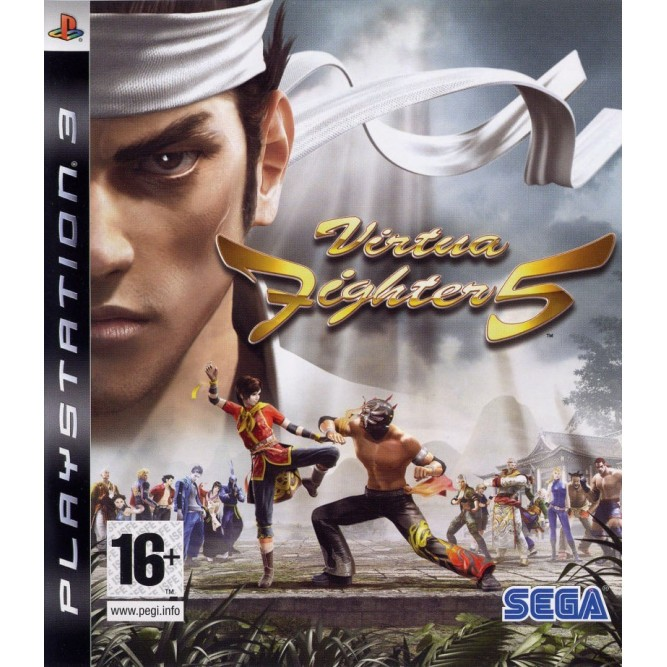 Игра Virtua Fighter 5 (PS3) б/у