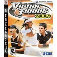 Игра Virtua Tennis 2009 (PS3) б/у
