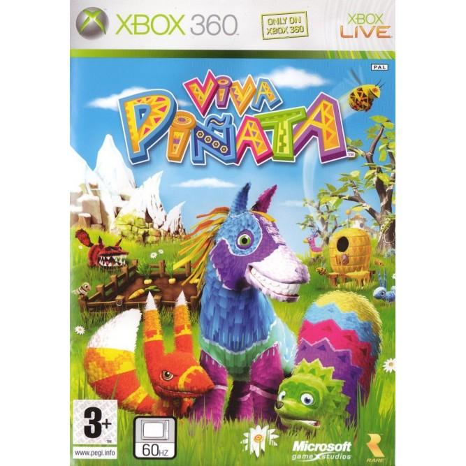 Игра Viva Pinata (Xbox 360) б/у