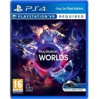 Игра PlayStation VR Worlds (PS4) б/у (rus)