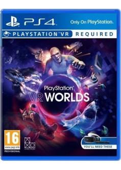 Игра PlayStation VR Worlds (PS4) б/у (rus)