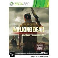 Игра The Walking Dead. Инстинкт выживания (Xbox 360) (rus sub) б/у