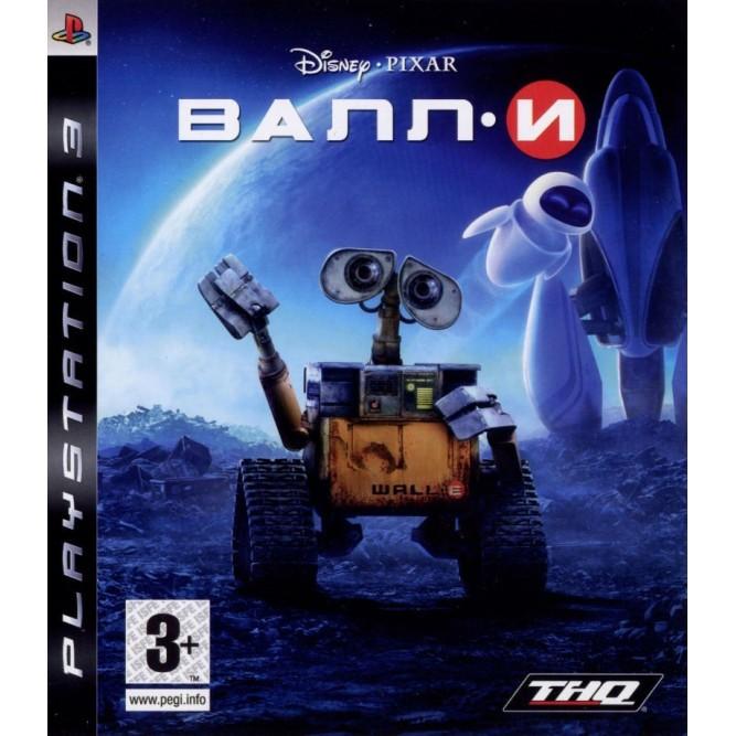 Игра Disney Pixar Валли (PS3) б/у