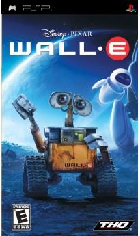 Игра Disney Pixar Валли (PSP)