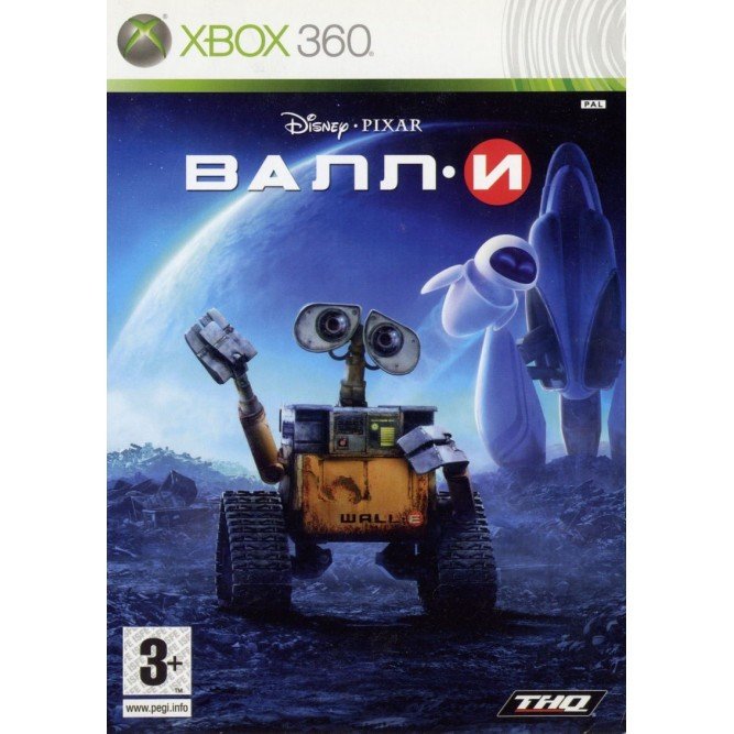 Игра Disney Pixar Валли (Xbox 360) б/у