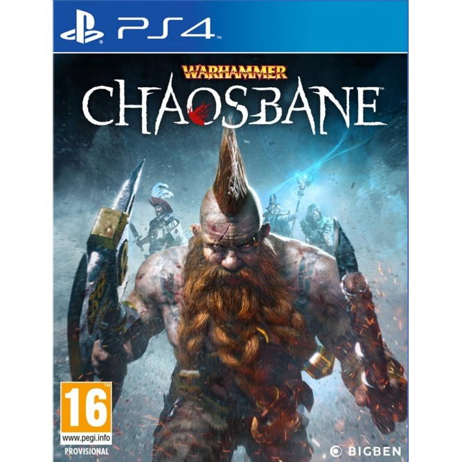 Игра Warhammer: Chaosbane (PS4) (rus)