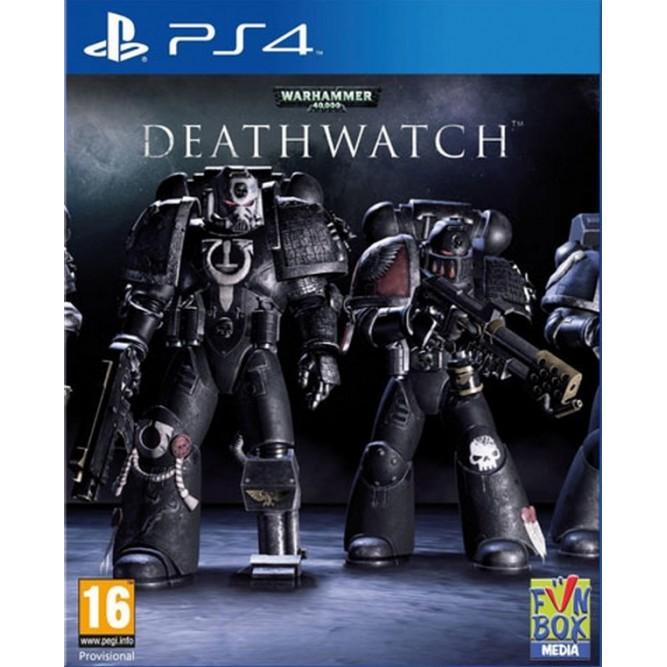 Игра Warhammer 40,000: Deathwatch (PS4) (eng)