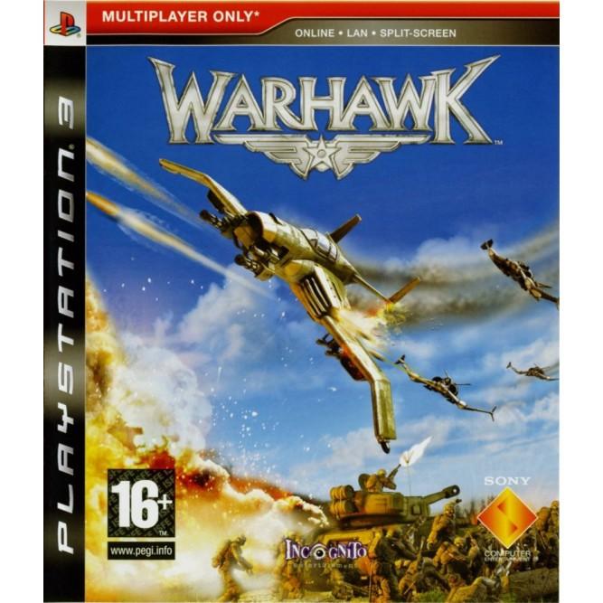 Игра Warhawk (PS3) б/у