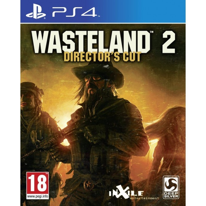 Игра Wasteland 2: Director's Cut (PS4) (rus sub)