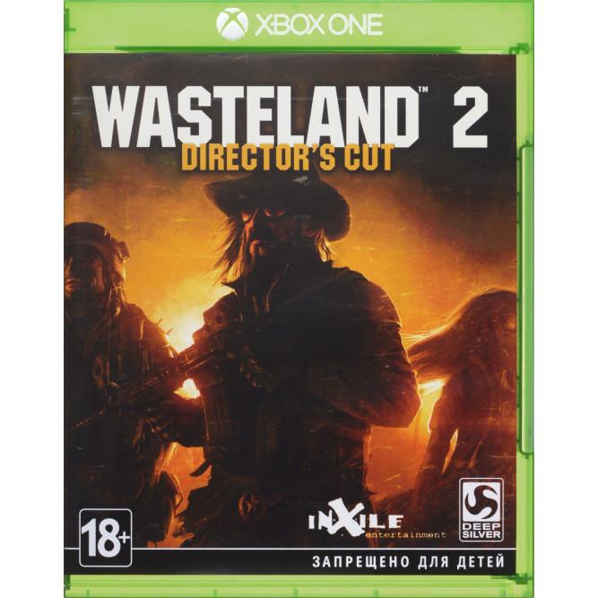 Игра Wasteland 2: Director's Cut (Xbox One) (rus sub) б/у