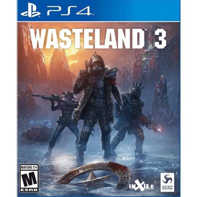 Игра Wasteland 3 (PS4) (rus sub) б/у