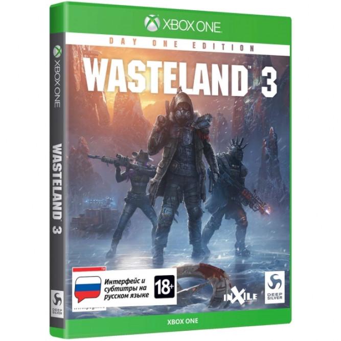 Игра Wasteland 3. Издание первого дня (Xbox One) (rus sub)