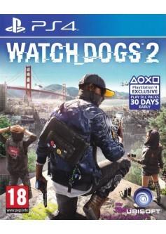 Игра Watch Dogs 2 (PS4) (rus) б/у