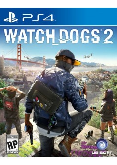 Watch Dogs 2 (PS4) (rus)