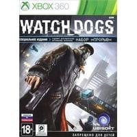 Игра Watch Dogs. Специальное издание (Xbox 360) б/у (rus)