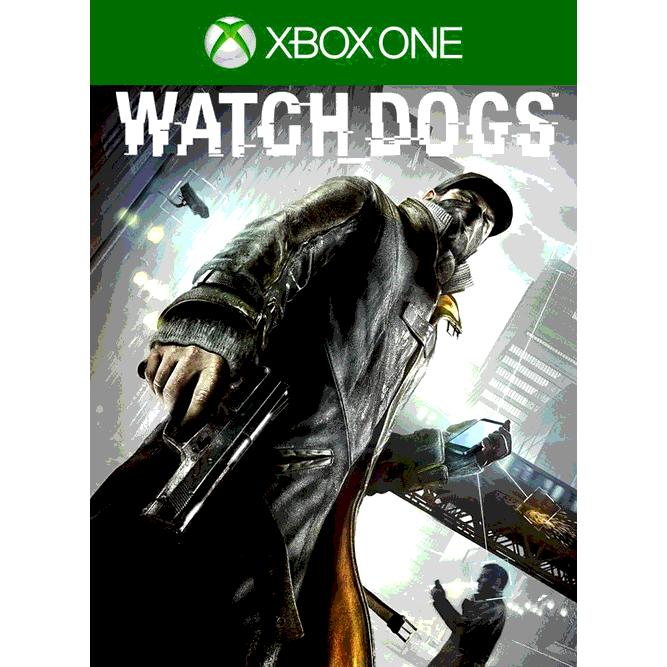 Игра Watch Dogs (Xbox One) (б/у)