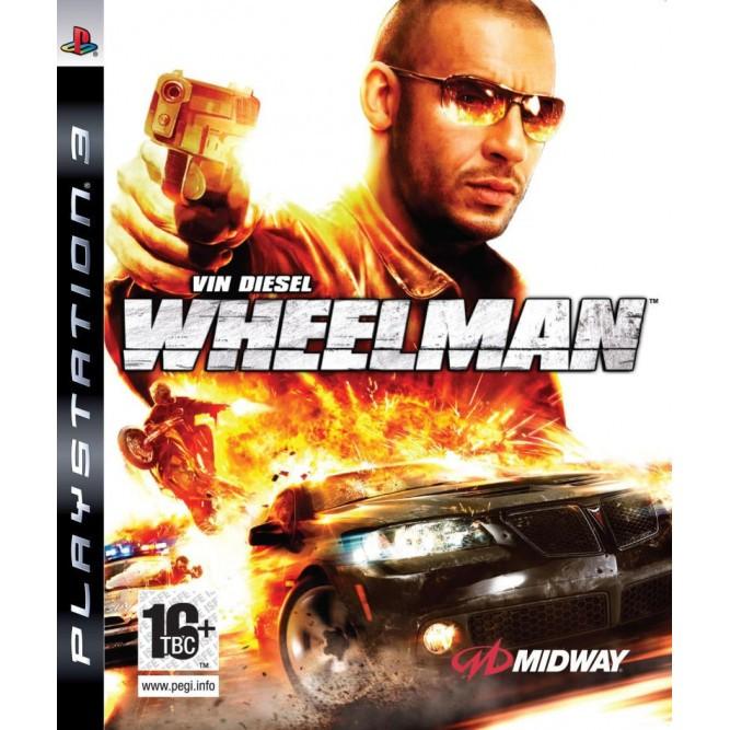 Игра The Wheelman (PS3) б/у