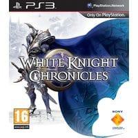 Игра White Knight Chronicles (PS3) б/у