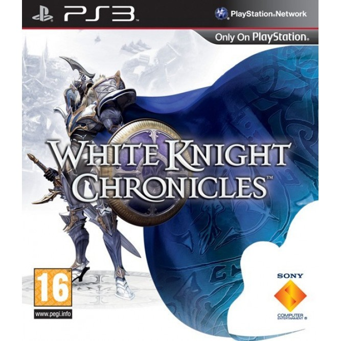 Игра White Knight Chronicles (PS3) б/у
