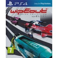 Игра WipEout: Omega Collection (PS4) б\у
