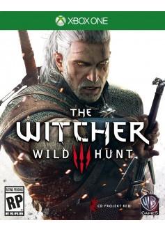 Игра The Witcher 3: Wild Hunt (Ведьмак 3: Дикая Охота) (Xbox One) (rus) б\у