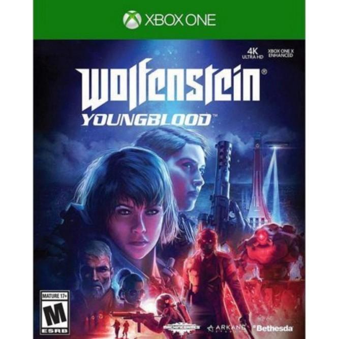 Игра Wolfenstein: Youngblood (Xbox One) б/у