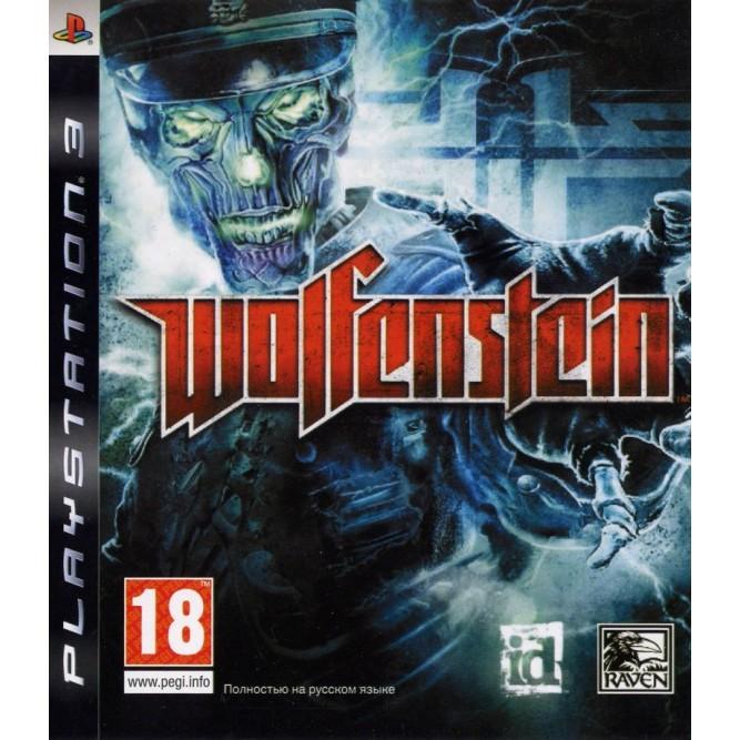 Игра Wolfenstein (PS3) б/у
