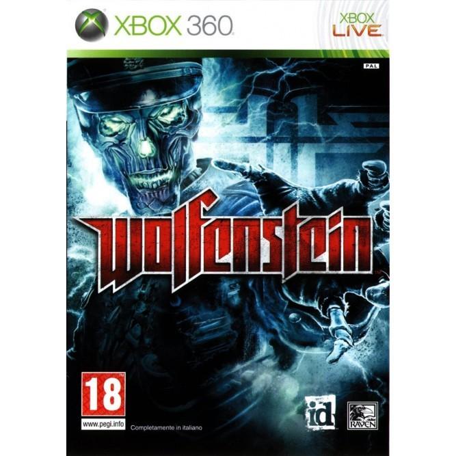 Игра Wolfenstein (Xbox 360)